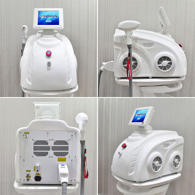 micro channel 808nm Diode Laser Hair Removal Machine với laser lạnh, Thiết bị Laser y tế